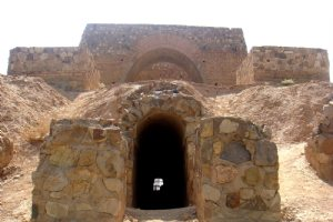 Bahram fire temple