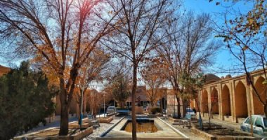 More information about Khan Square in Yazd