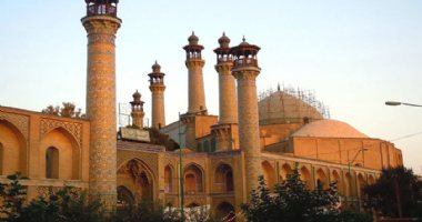 More information about Sepahsalar Mosque in Tehran