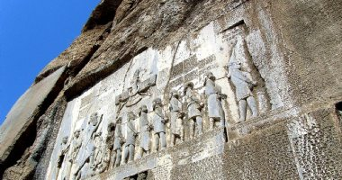 More information about Behistun Inscription in Bisotun (Behistun)