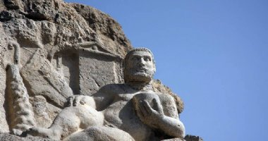 More information about Statue of Hercules in Behistun