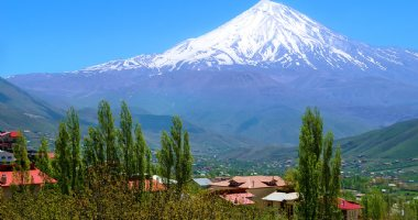 More information about Mount Damavand
