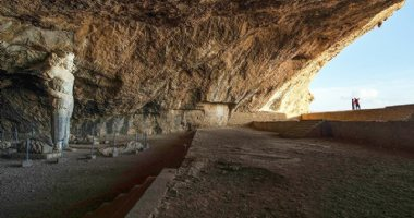 More information about Shapur cave in Tang-e Chogan