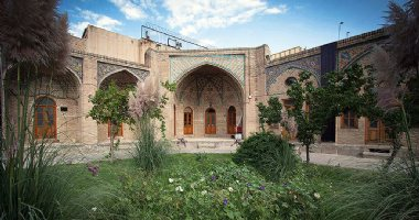 More information about Sheikholeslam Mosque and School in Qazvin