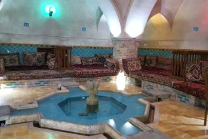 Old Bath in Zanjan
