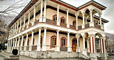 More information about Sorkheh Hesar Palace