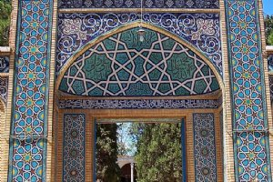 Shah Nematollah Vali Shrine - Kerman