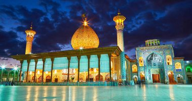 More information about Shah Cheragh Shrine in Shiraz