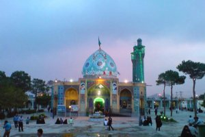 Isfahan Mausoleums and Imamzadehs