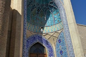 Posht-e Baagh Mosque - Old Mosques in YAZD