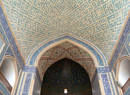 Yazd Grand Mosque - Old Mosques in YAZD