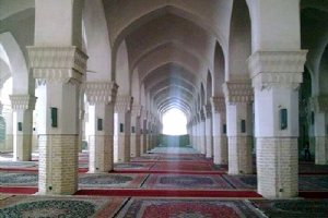 Mulla Ismael Mosque - Old Mosques in YAZD