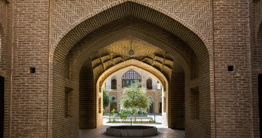 More information about Khan Theological School in Yazd