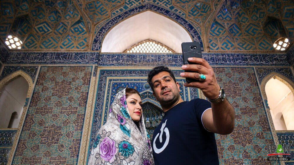 New way to introduce tourist attractions of Iran