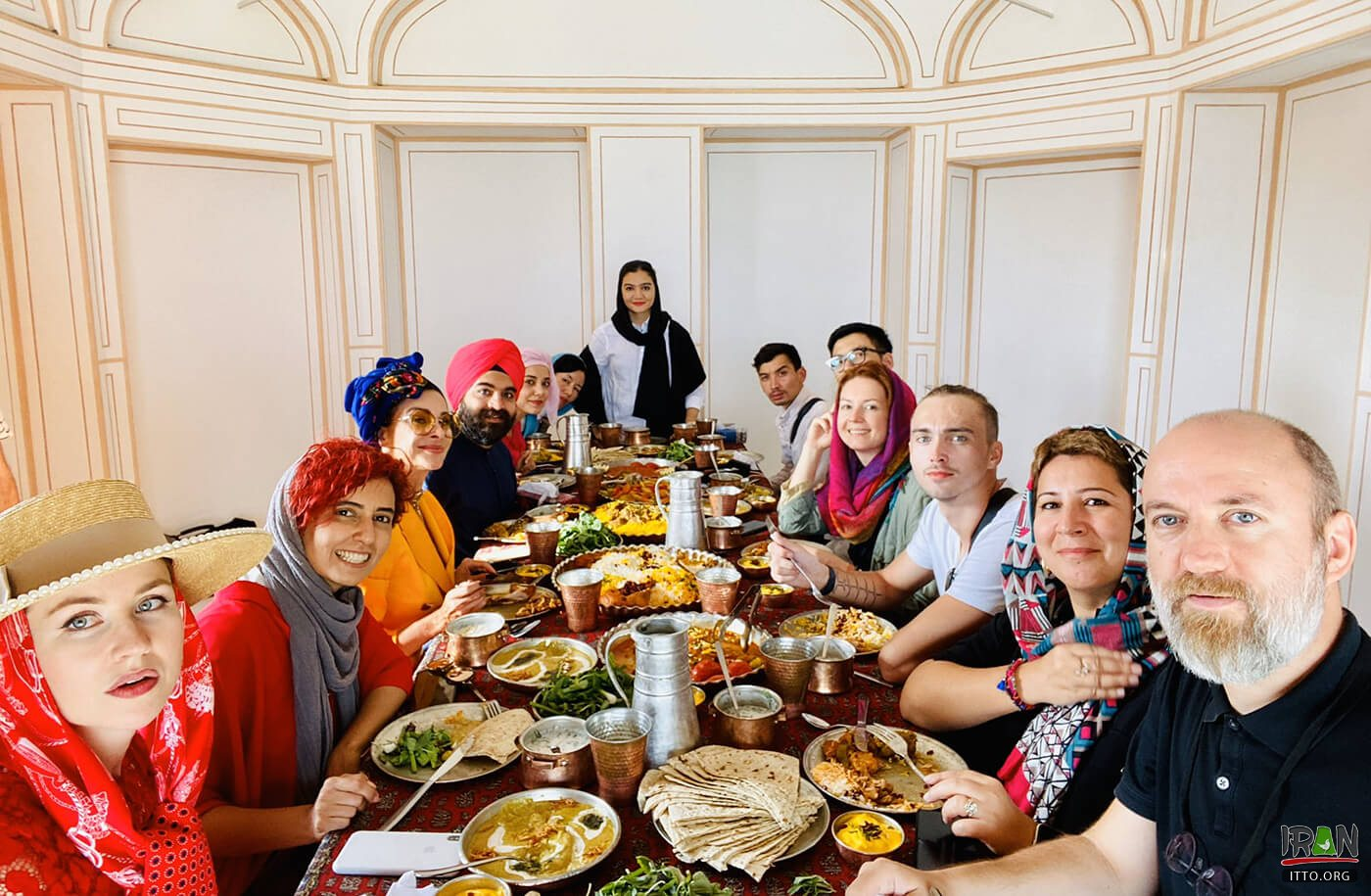 Fam trip, a new way to introduce tourist attractions of Iran