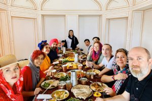 Fam trip (Introduce tourist attractions of Iran)