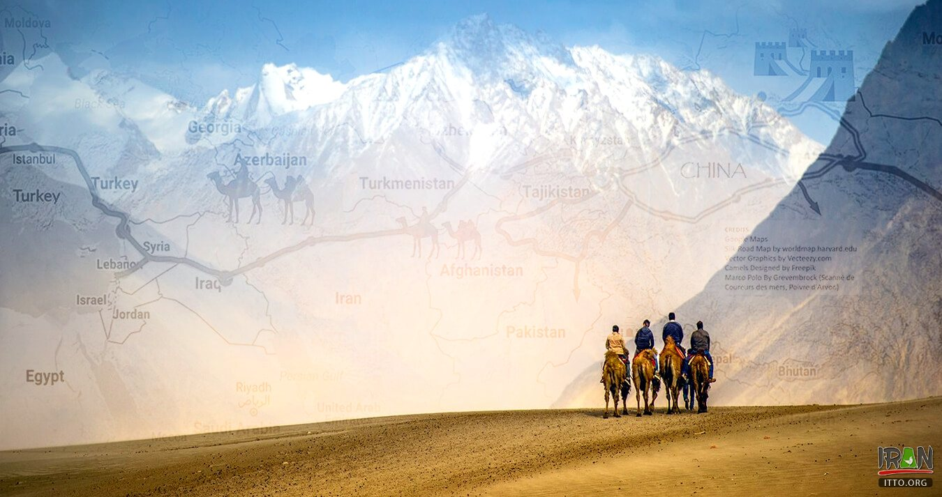 Silk Road - travel to iran