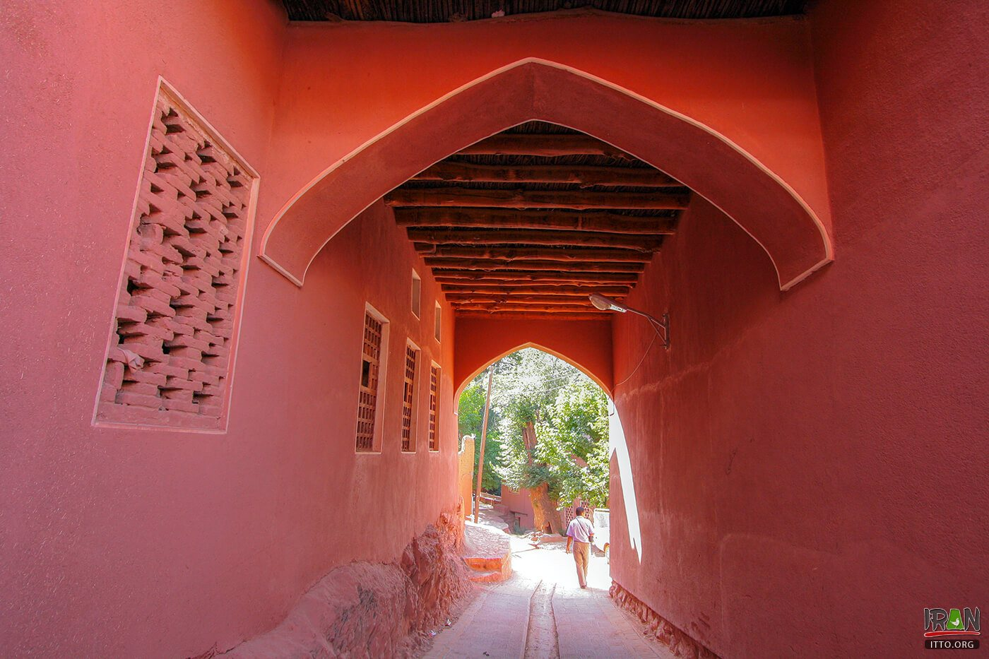 Abyaneh: The Astonishing Red Village in Iran