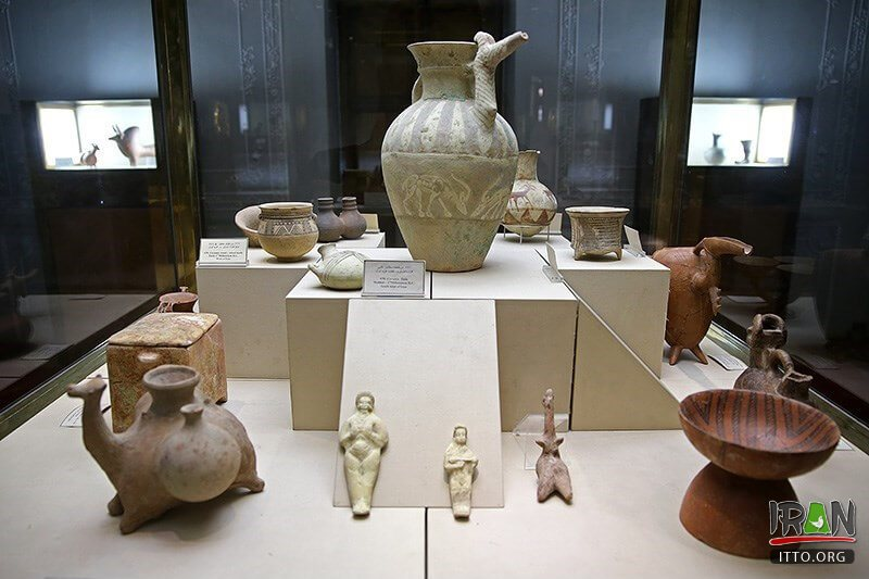 Tehran Abgineh Museum -  Glassware and Ceramic Museum of Iran