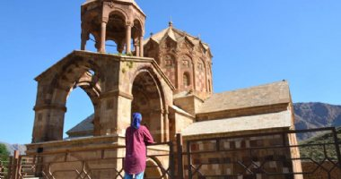 More information about Saint Stepanos Monastery