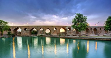 More information about Old Bridge of Dezful
