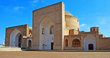 More information about Qutb ad-Din Haydar Tomb and Mosque