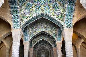 Shabestan of Vakil Mosque - Shiraz