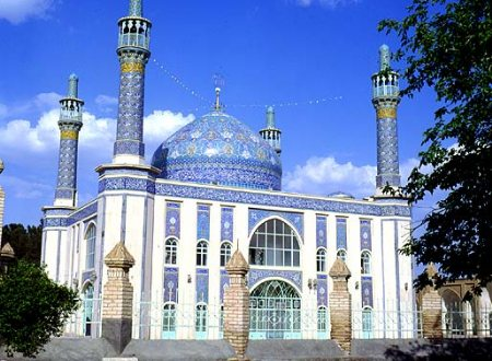 Imamzadeh Sultan Mohammad Abed - Gunabad (Gonabad)