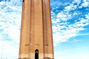 Gonbad-e Qabus tower in Gonbad Kavoos