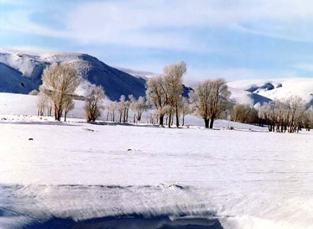 Abdal Mountains