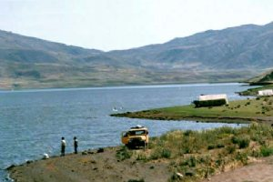 Lar Dam Lake - Border of Mazandaran and Tehran Province