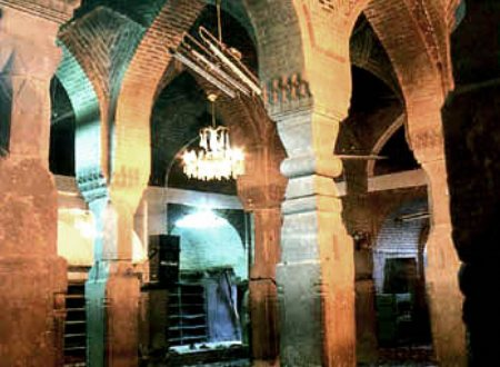 Stone Mosque of Tark - Mianeh