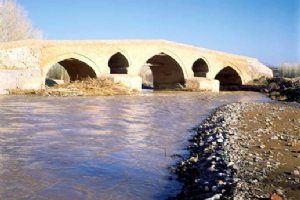 ZanjanChaii River in Zanjan City