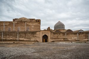 Historic Jameh Mosque of Saveh