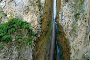Ziarat Waterfall in Ziarat Village