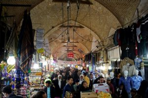 Old bazaar in Shahr-e-Rey