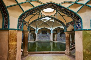 Kerman - Ganjali khan Bath