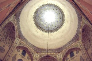 Jabalieh Dome (Rock Dome) - Kerman
