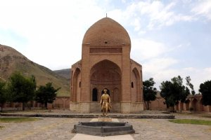 Seyed Sadr-edin Tomb in Maku