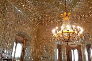 Mirror Hall - Shahvand Palace - Tehran