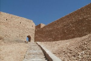 Qaen (Qayen) - Castle of Ghaen Mountain
