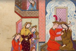 Persian miniature: The Art of Iran