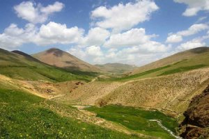 Lighvan Valley in Azarbaijan - IRAN