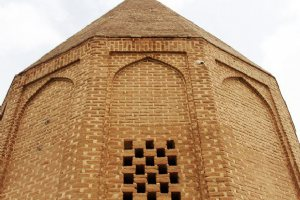 Qorban Historical Tower - Hamedan
