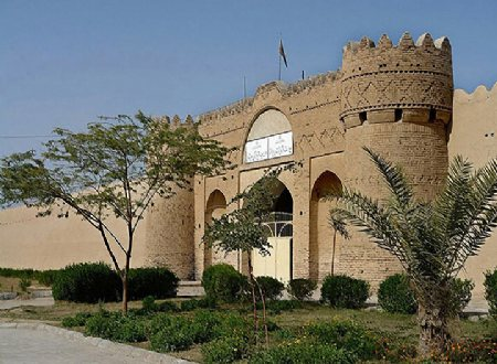 Naseri Castle (Historical landmark in Iranshahr)