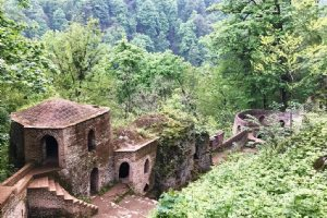 Roodkhan Castle - Gilan Province