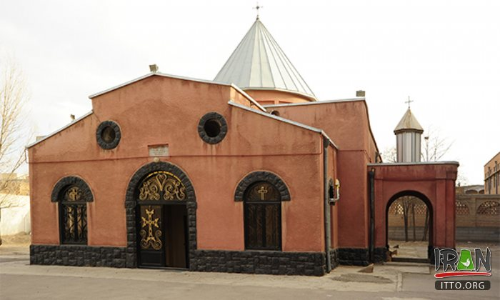 St. Sarkis Church - Tabriz