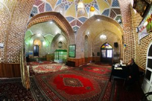 Imamzadeh Einal Zeinal (On ibn Ali's shrine) - Tabriz (East Azerbaijan)