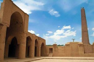 Jameh Mosque of Fahraj - Yazd Province