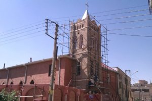 St. Mary Church - Urmia